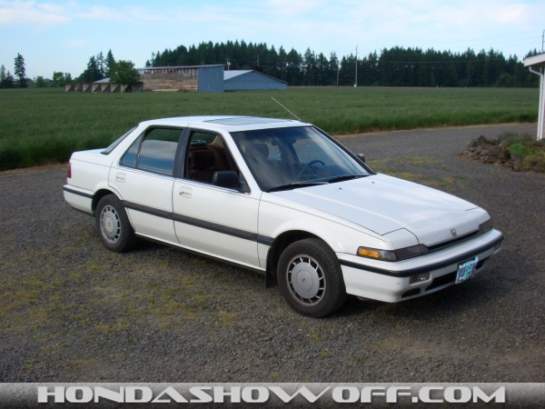 hondashowoff 1989 honda accord. Black Bedroom Furniture Sets. Home Design Ideas