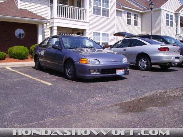 Hondashowoff 1995 Honda Civic Dx