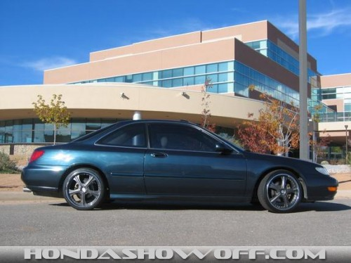 hondashowoff 1998 acura cl 3 0. Black Bedroom Furniture Sets. Home Design Ideas