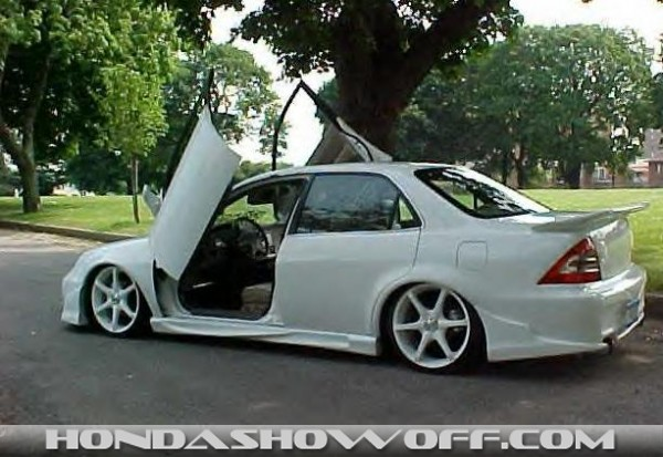 HondaShowOff - 2000 Honda Accord #01