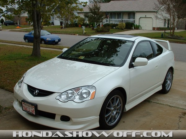 hondashowoff 2004 acura rsx type s a spec. Black Bedroom Furniture Sets. Home Design Ideas