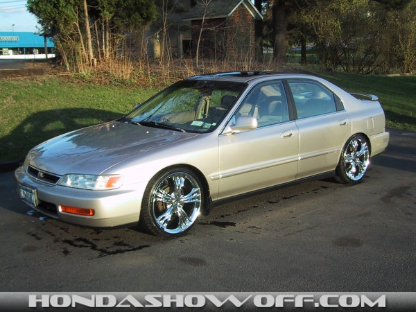 HondaShowOff - 1996 Honda Accord EX on 19z