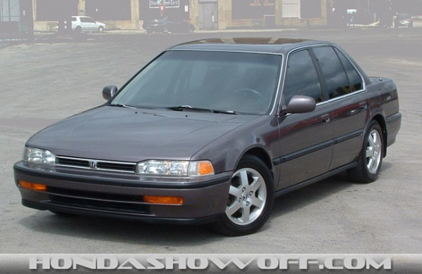 Honda Accord Sport >> HondaShowOff - 1992 Honda Accord LX sedan