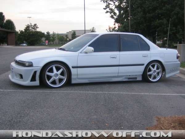 Hondashowoff 1992 Honda Accord