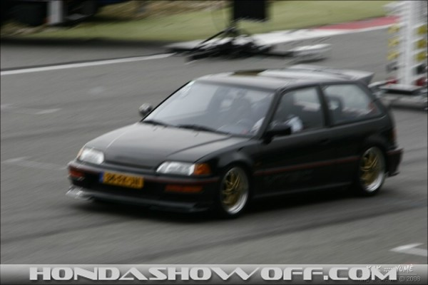 Hondashowoff 1990 Honda Civic Ee9 Sir