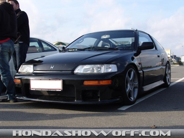 hondashowoff 1992 honda crx ee8. Black Bedroom Furniture Sets. Home Design Ideas