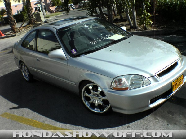 Hondashowoff 1998 honda civic 2 door coupe for 03 honda civic 2 door