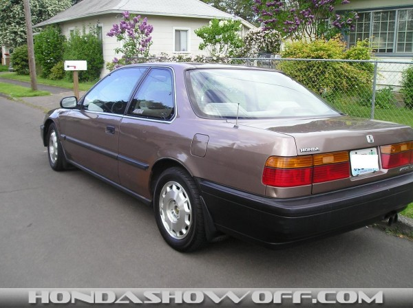 Tires For Cheap >> HondaShowOff - 1991 Honda Accord DX Coupe