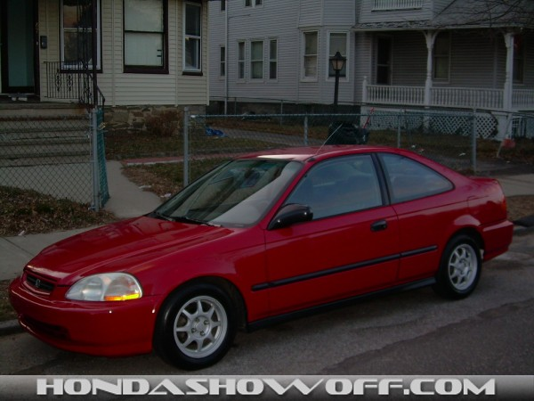 New Honda Accord >> HondaShowOff - 1997 Honda Civic hx
