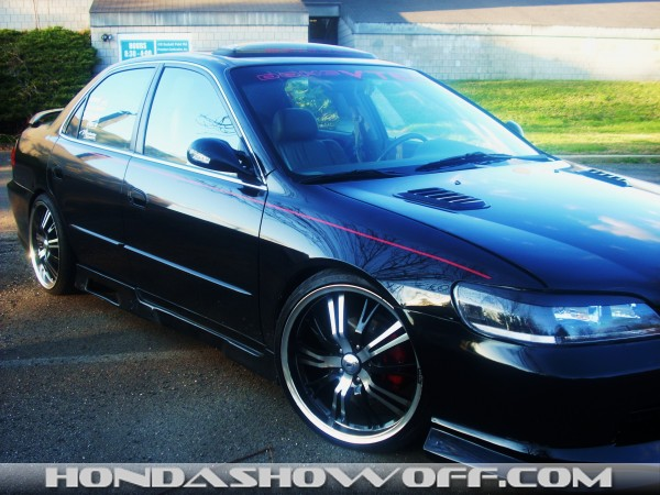 Hondashowoff 2000 Honda Accord Ex 4 Door