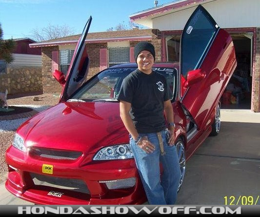 Hondashowoff 2000 Honda Accord Ex Coupe